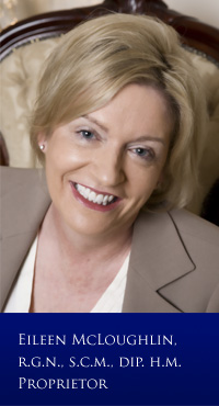 Eileen McLoughlin, Poprietor of Mystical Rose Nursing Home, Galway - eileen